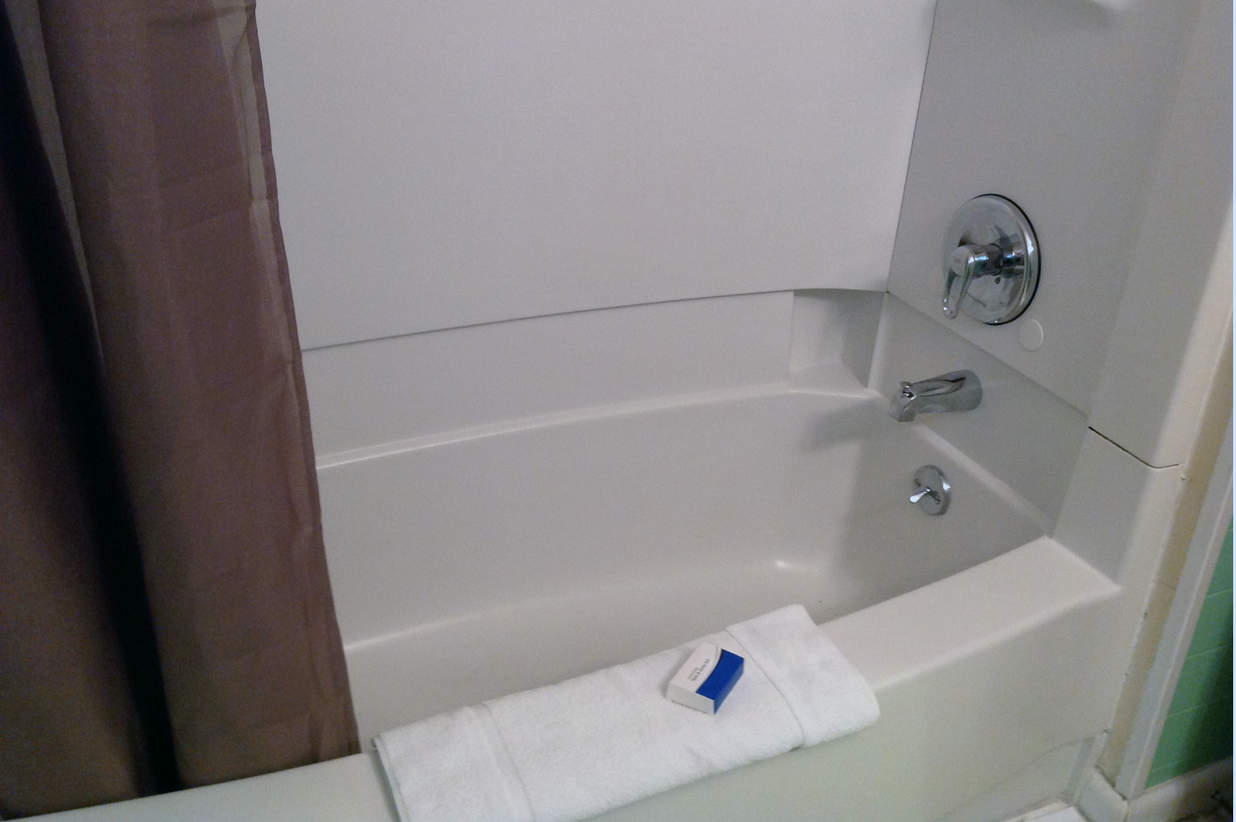 motel-shower